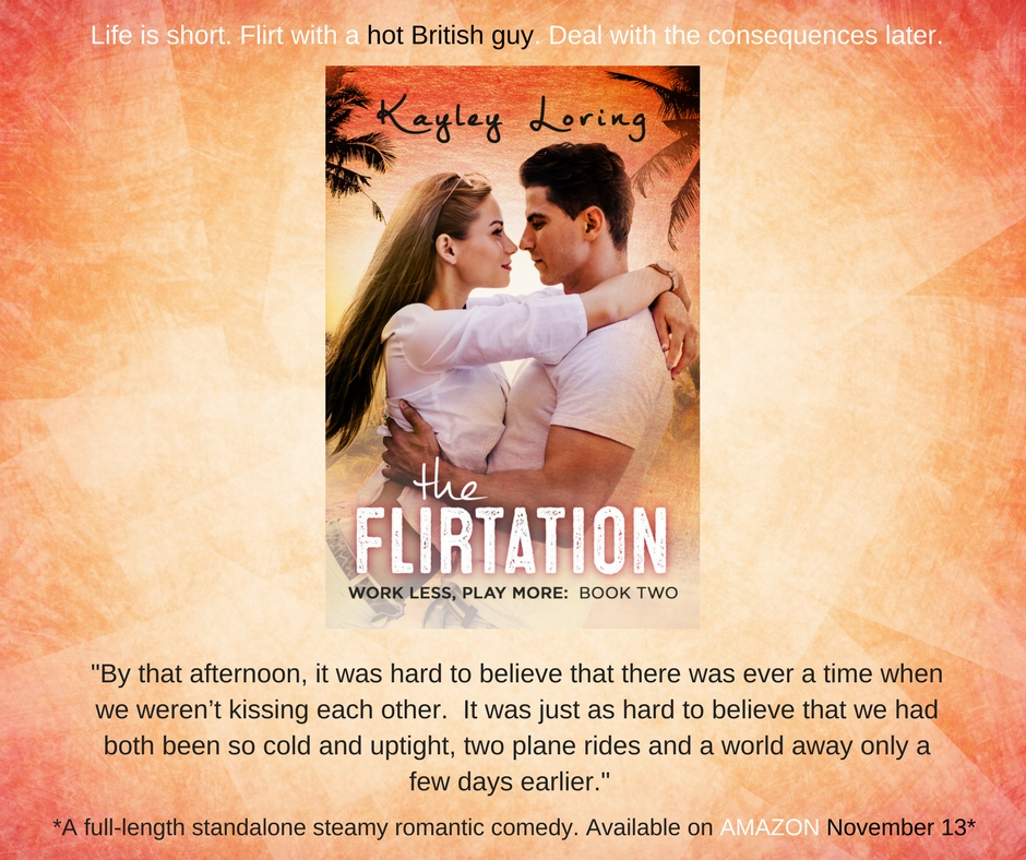 Flirtation Blog Post with excerpt 2