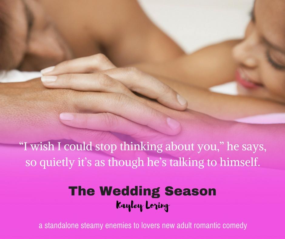 Wedding Season facebook post #2