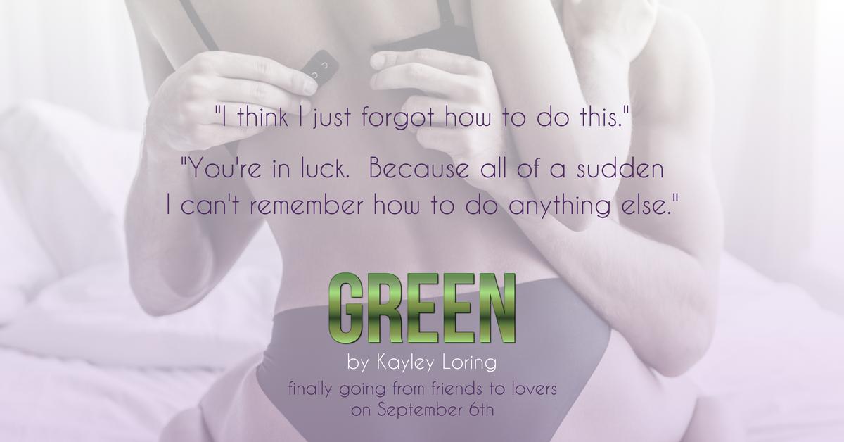 GREEN facebook teaser