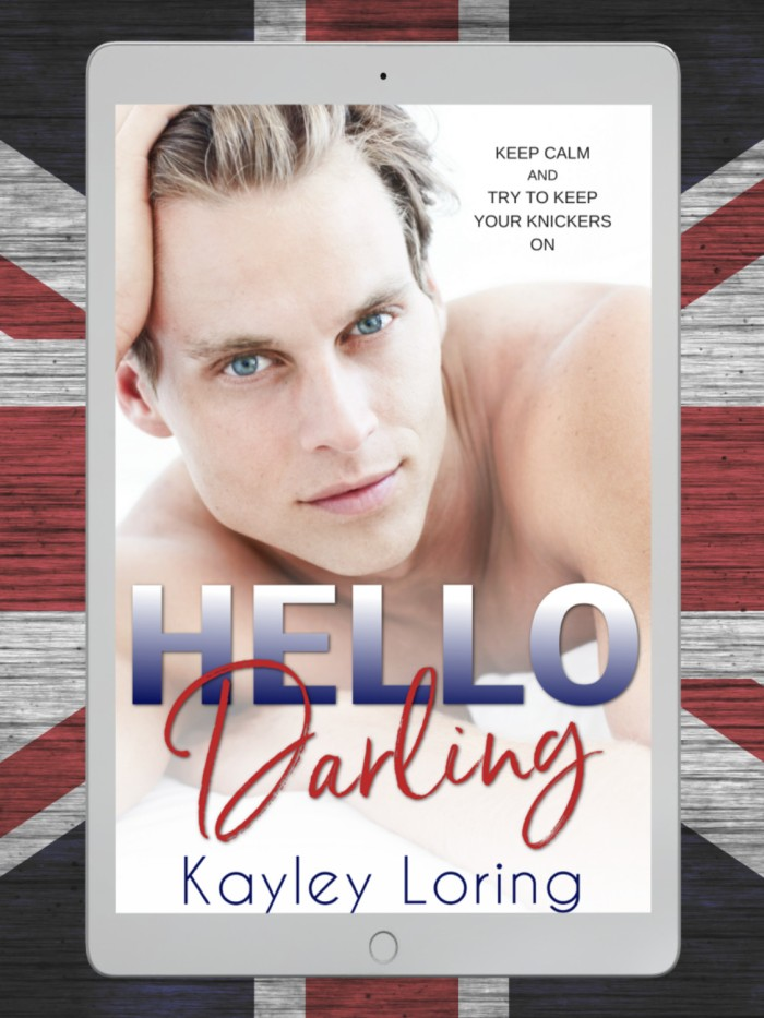 compressed cover reveal Hello Darling